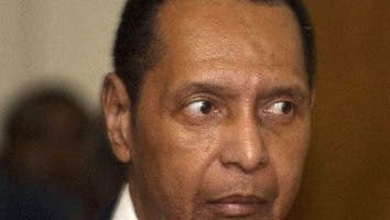 Jean-Claude Duvalier.