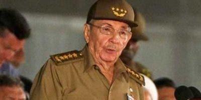 Relevo político sacará del poder a Raúl Castro.  AGENCIA FOTO