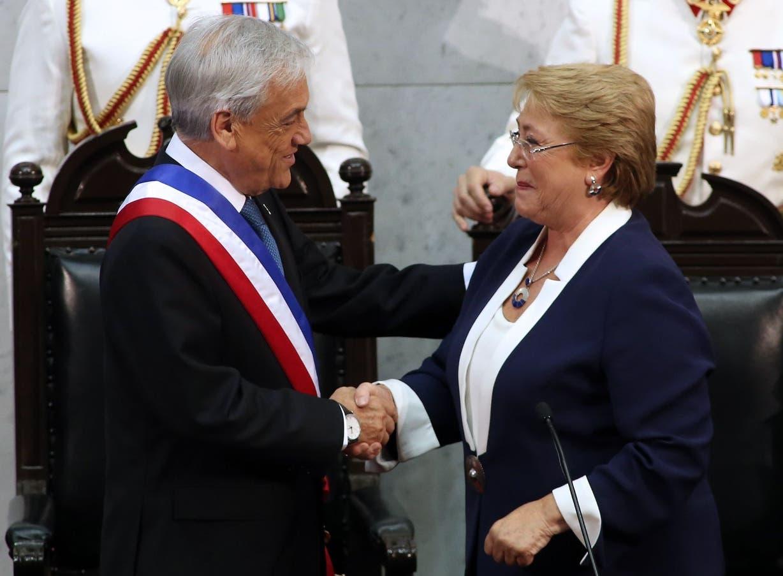 Chile gira a la derecha con asunción de Sebastián Piñera