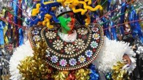 El rey del carnaval es Juan Francisco Vásquez (Juampa).