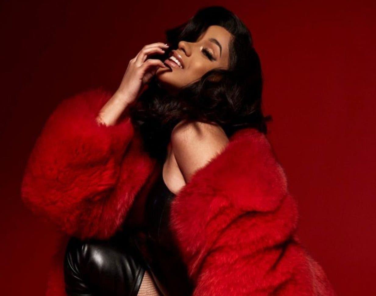 """El tema  """"I Like It"""", de Cardi B, relegó a la segunda posición la canción """"Sad!"""", del fallecido rapero estadounidense XXXTentacion."""