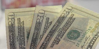 Tasa del dólar está subiendo.