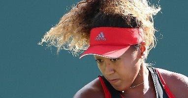 Naomi Osaka fue muy superior a Serena Williams.