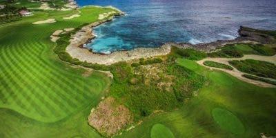 Vista parcial del atractivo y retador campo  Corales, en el que será celebrada la histórica Parada del PGA Tour.FUENTE EXTERNA