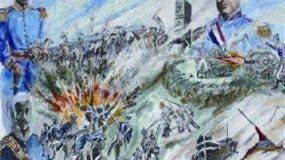 La batalla del 30 de marzo de 1844 fue ganada por los dominicanos encabezados por José María Imbert y Fernando Valerio.