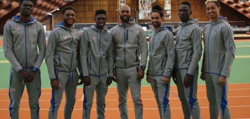 Luguelín y Juander corren hoy en Campeonato Mundial de Atletismo Reino Unido