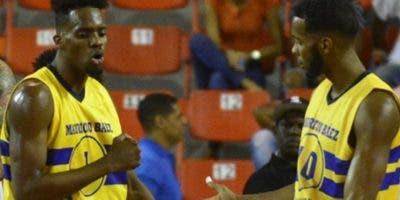 Los hermanos Gerardo y Juan Miguel Suero son el alma ofensiva del equipo  Mauricio Báez.