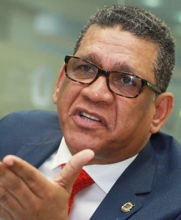 Rubén Maldonado, presidente de la Cámara Baja.