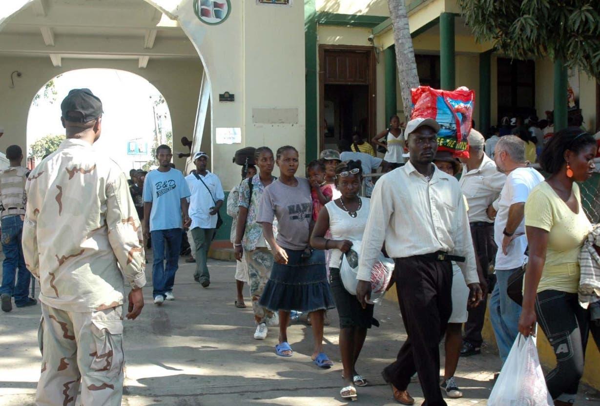 El trasiego de ilegales haitianos se ha convrtido en una preocupación nacional.  ARCHIVO