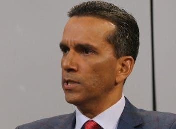 Juan Pumarol, viceministro Administrativo.