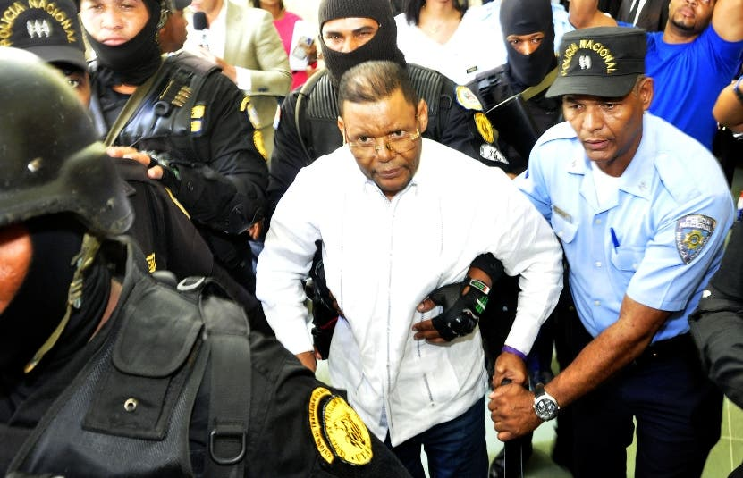 Arsenio Quevedo fue descargado por caso de sicariato.  Archivo.