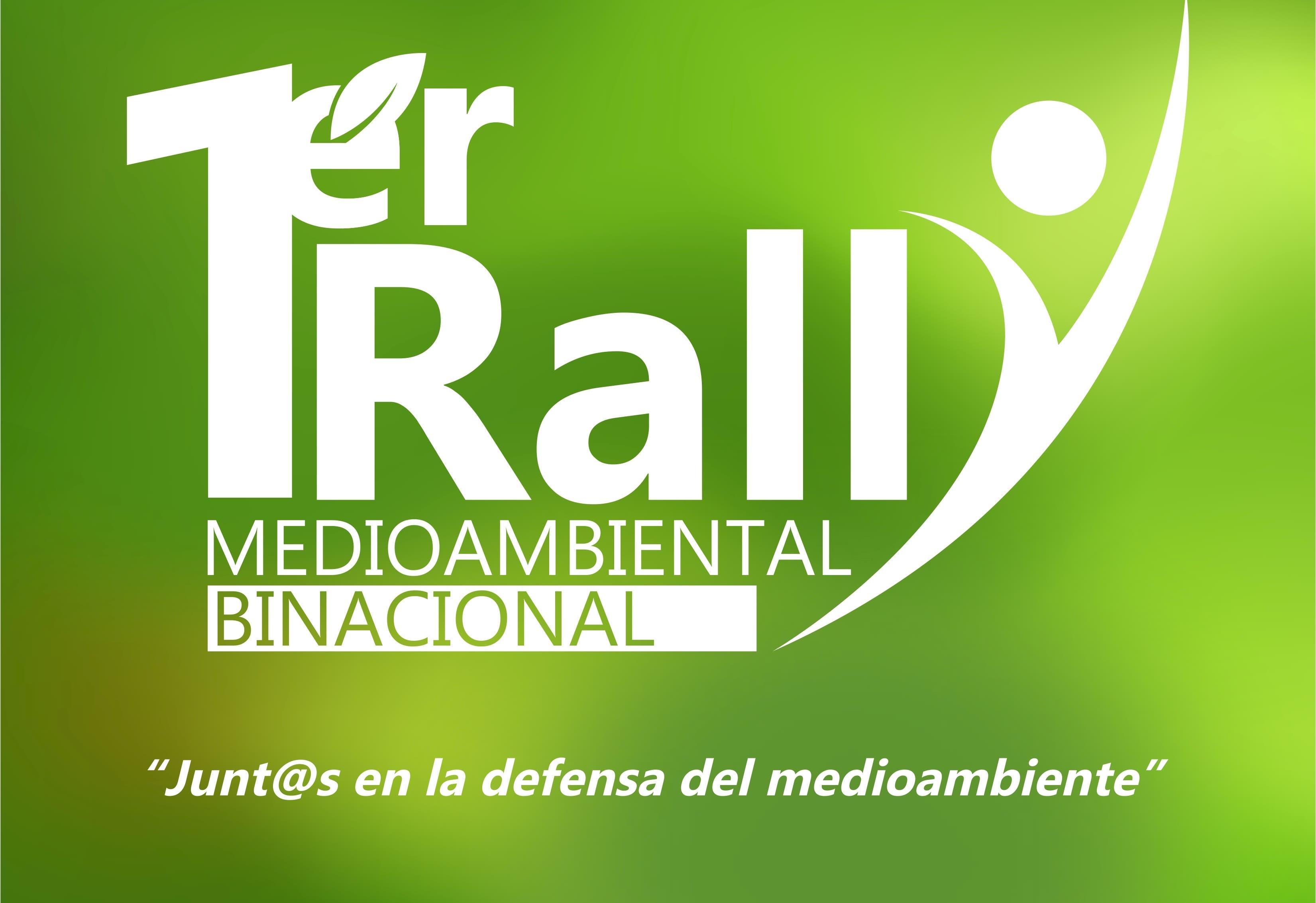AFICHE RALLY MEDIOAMBIENTAL Marzo