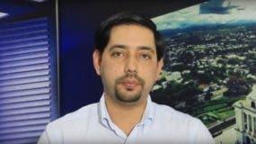 El regidor Francis Díaz advirtió que el vertedero de Moca constituye una fuente de contaminación y trasmisión de enfermedades.