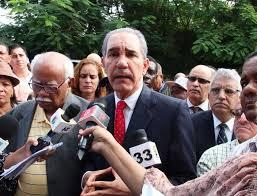 Franklin García Fermín, vicepresidente del PRM.