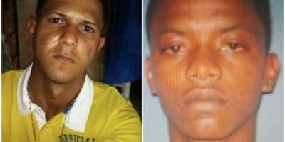Wellington Peralta Rodríguez y Eliezer Sánchez Contreras, presuntos delincuentes que fueron linchados por la comunidad.