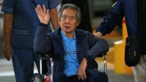 El expresidente Alberto Fujimori vuelve a prisión.