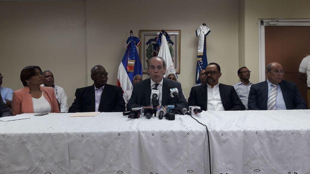 ADP apodera abogados para iniciar un proceso judicial contra la Ordenanza 24-2017
