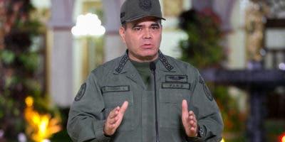General en jefe Vladimir Padrino López. Foto: Fuente externa