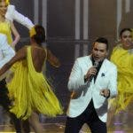 El salsero Víctor Manuelle celebró sus 25 años en los escenarios.