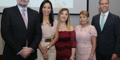 Xabier Pacios, Yaneica Durán, Isabel del Toro, Cándida Henríquez y Benjamín Palmero.