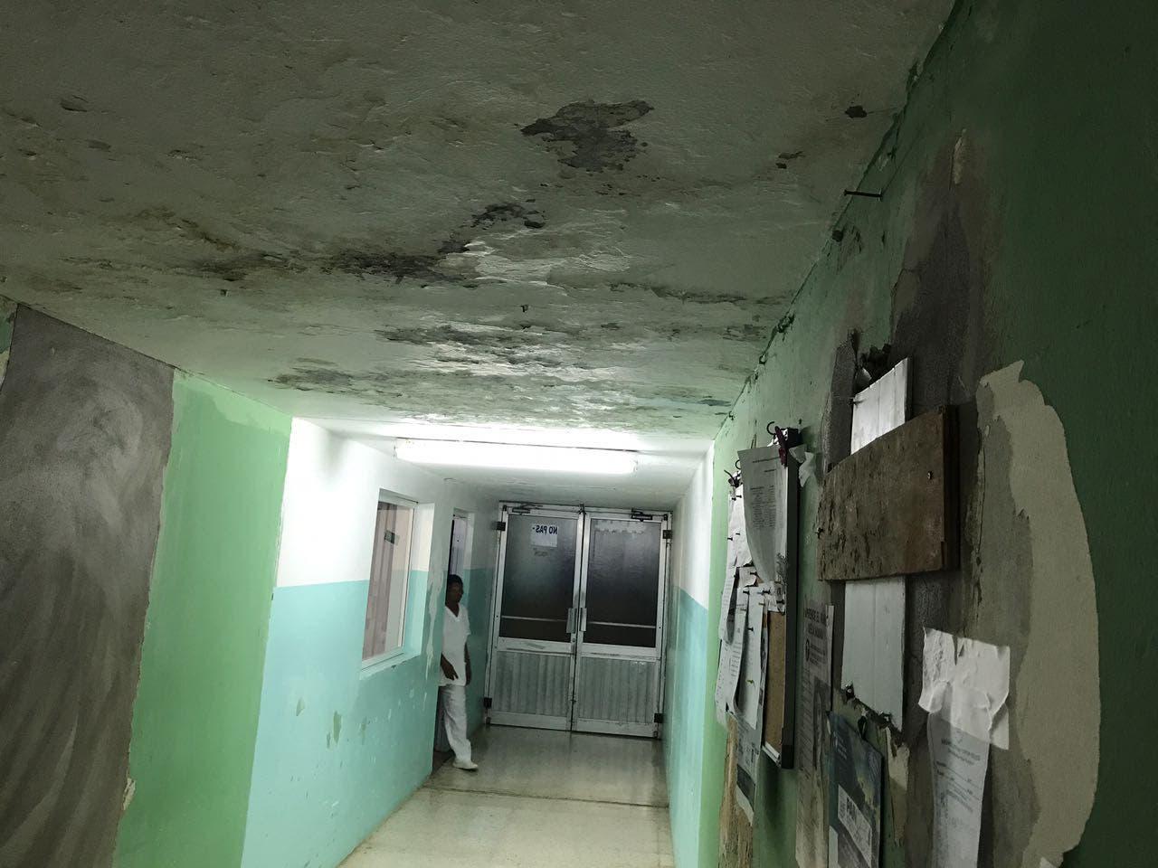 Waldo deplora precariedades extremas del hospital Antonio Yapor de Nagua