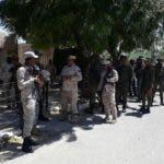 Un amplio contingente militar ha sido desplegado en la ciudad como medida de prevención.