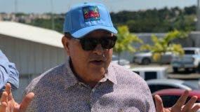 Alejandro Montás, director de la CAASD.Archivo