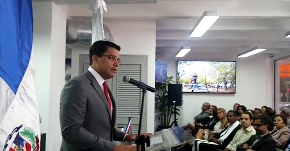 Ayuntamiento del Distrito Nacional inaugura Centro de Servicio al Ciudadano