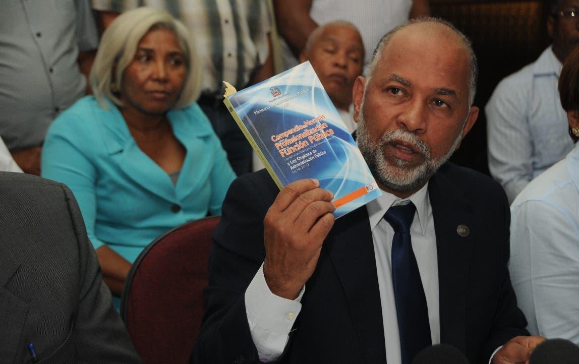 Eduardo Hidalgo, presidente de la ADP. Foto Nicolás Monegro.