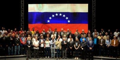 VENEZUELA-Oposición FRENTE AMPLIO
