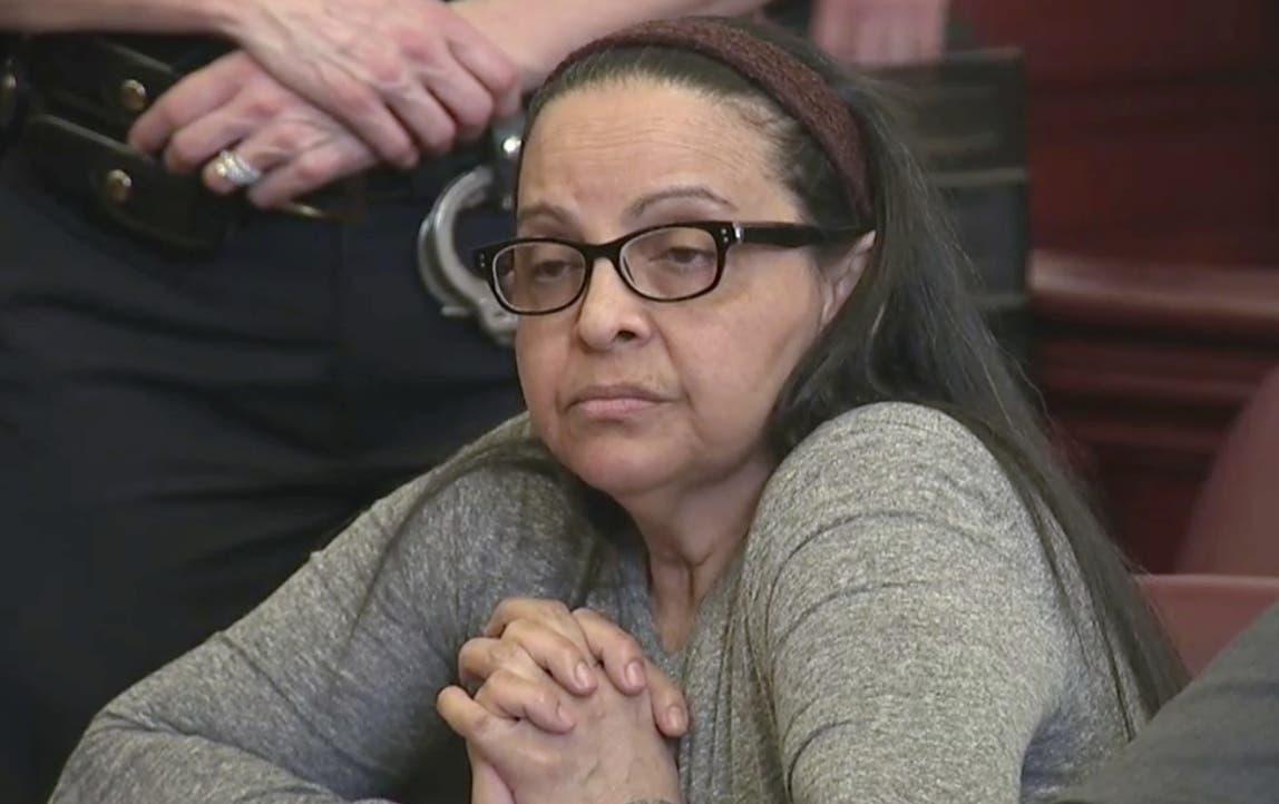 Yoselyn Ortega, acusada del asesinato de dos niños que ella cuidaba. AP