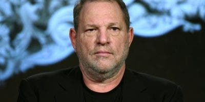 Productor de Hollywood Harvey Weinstein.
