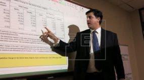 Mario Marazzi-Santiago, director del Instituto de Estadísticas de Puerto Rico. EFE