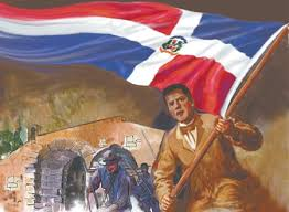 En 1843, Duarte se exilió en Curazao por temor a ser apresado y Sánchez asumió la dirección del movimiento independentista.