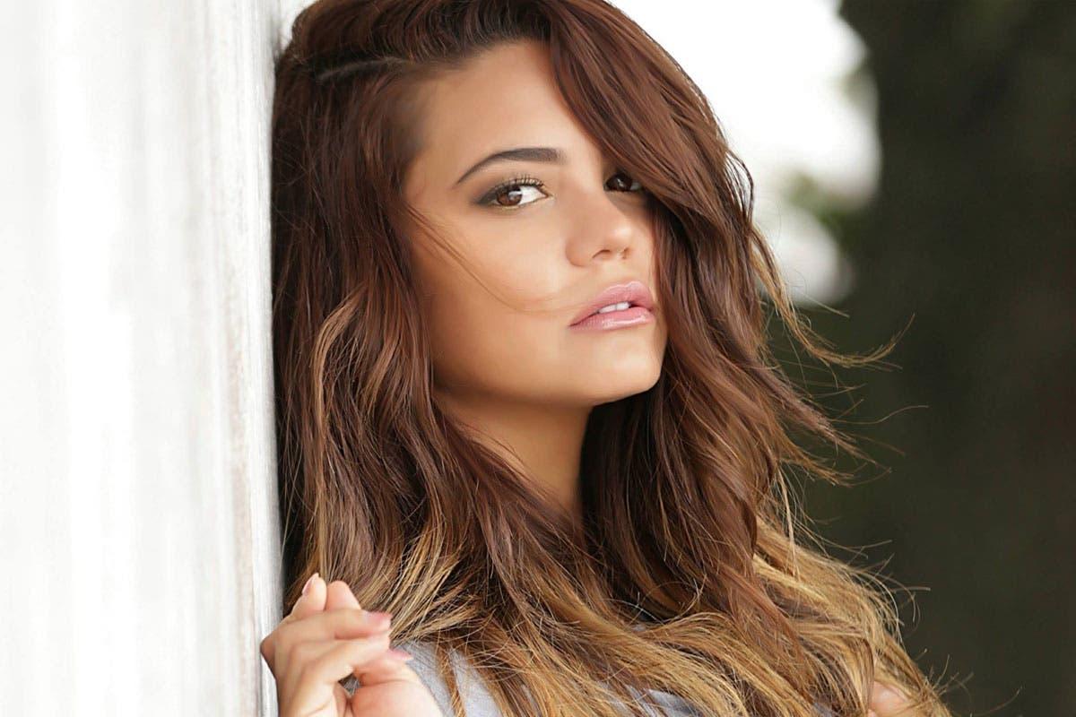 A pesar de no haber ganado el concurso de Nuestra Belleza Latina 2014, Alina Robert, se convirtió sin en una de las favoritas en el certamen de belleza. Foto: Fuente externa