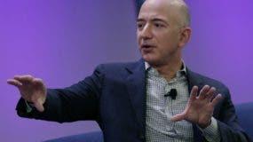 Jeff Bezos, fundador de Amazon. Foto: Fuente externa