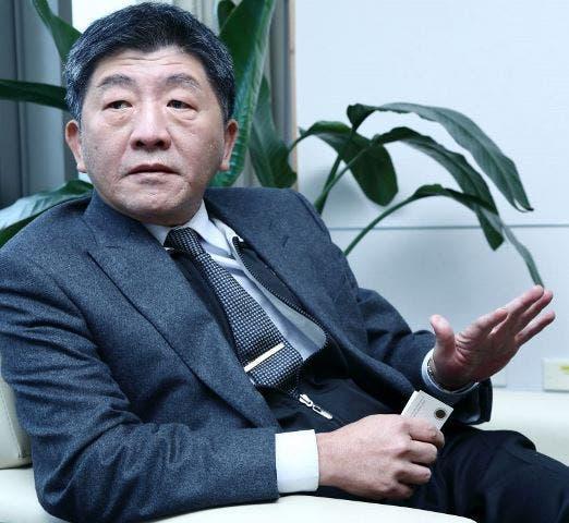 El ministro de Salud y Bienestar, Chen Shih-chung.