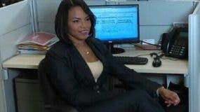 Senabri Silvestre, editora de la sección Nacionales de El Día.