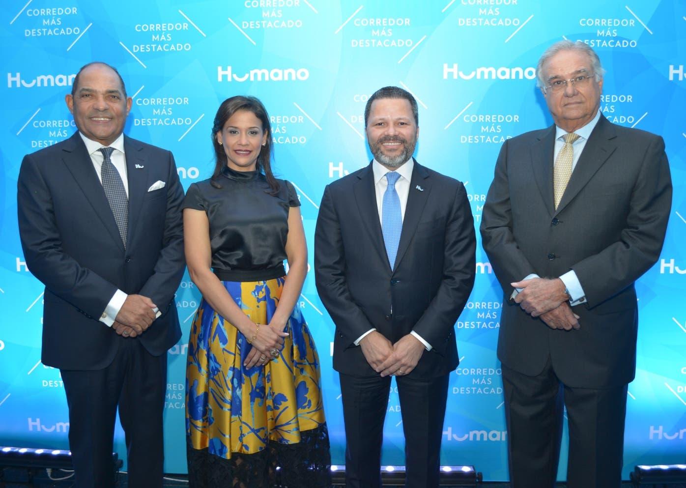 José Zapata, Ydania Vólquez, Eduardo Cruz y  José Gabriel Roig.