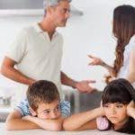 Las discusiones de pareja pueden tener un efecto nocivo sobre los niños en dependencia del tono en que se desenvuelvan, dicen los expertos.