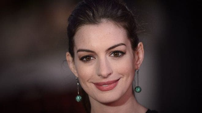 Anne Hathaway está en proceso de una transformación de peso para un nuevo rol en el cine.