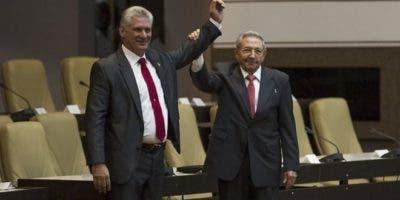 Díaz-Canel fue elegido como presidente por los diputados de la Asamblea Nacional de Cuba el 19 de abril.