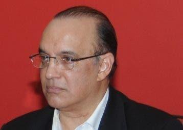 Federico Antún Batlle, presidente  del PRSC.  archivo