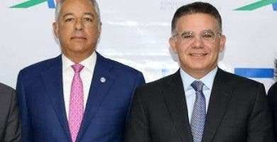 Donald Guerrero y Pedro Brache.