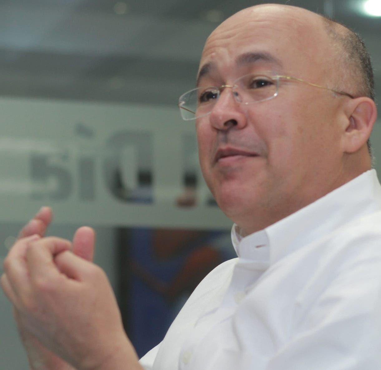 Francisco Domínguez Brito cree hay que dar paso a la juventud dentro del PLD. Elieser Tapia