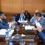Comisión concluyó ayer sus trabajos sobre la ley de  partidos políticos.  Archivo