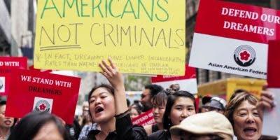 La Casa Blanca lamentó que el juez respaldara el programa DACA.  AGENCIA FOTO