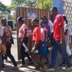 Representantes de la CIDH han venido al país varias veces desde que se dictó la sentencia 168 del año 2013.  ARCHIVO