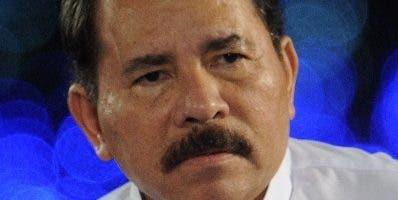 Daniel Ortega espera que retorne la paz a su país.ap