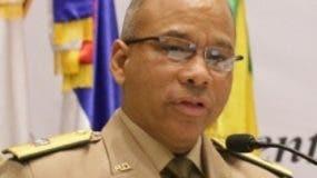Amílcar Fernández, superintendente  Seguridad Privada